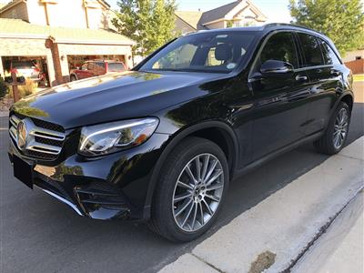 2018 Mercedes-Benz GLC-Class lease in Parker,CO - Swapalease.com
