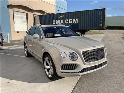 2018 Bentley Bentayga lease in Bay Harbor Islands,FL - Swapalease.com