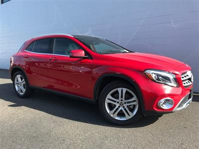 2018 Mercedes-Benz GLA SUV lease in Easton,CT - Swapalease.com