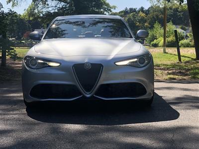 2018 Alfa Romeo Giulia lease in West Hartford,CT - Swapalease.com