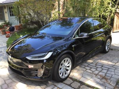 2018 Tesla Model X lease in Los Angeles,CA - Swapalease.com