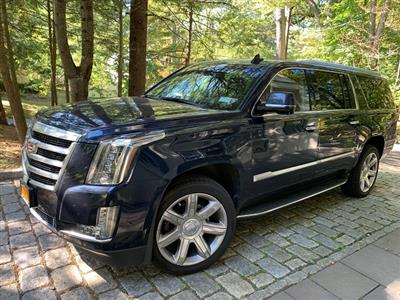 2018 Cadillac Escalade ESV lease in New York,NY - Swapalease.com