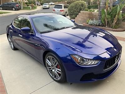 2017 Maserati Ghibli lease in Anaheim,CA - Swapalease.com