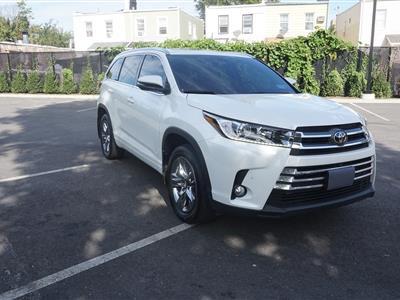 2018 Toyota Highlander lease in brooklyn,NY - Swapalease.com