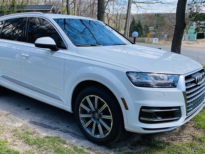 2018 Audi Q7 lease in Grand Rapids,MI - Swapalease.com