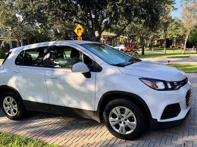 2018 Chevrolet Trax lease in Coral Springs,FL - Swapalease.com