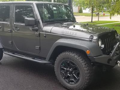 2017 Jeep Wrangler Unlimited lease in Algonquin,IL - Swapalease.com