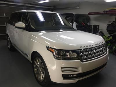 2017 Land Rover Range Rover lease in Santa Ana,CA - Swapalease.com