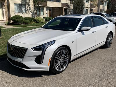 2019 Cadillac CT6 lease in South Field,MI - Swapalease.com