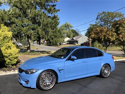 2018 BMW M3 lease in LINCOLN PARK,NJ - Swapalease.com