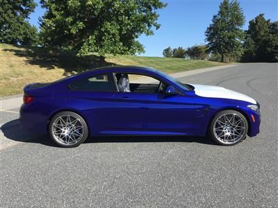 2020 BMW M4 lease in Shrewsbury,MA - Swapalease.com