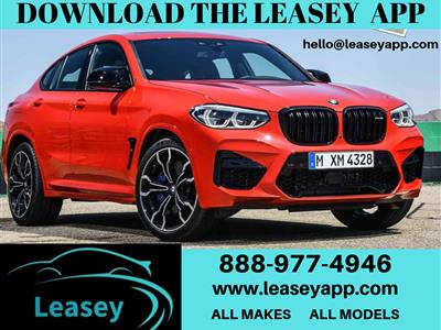 2020 BMW X4 M lease in Chicago,IL - Swapalease.com