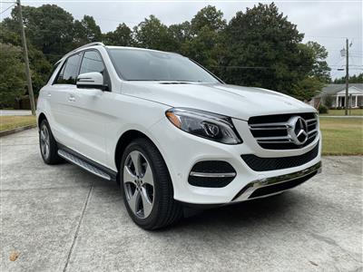 2017 Mercedes-Benz GLE-Class lease in Lawrenceville,GA - Swapalease.com