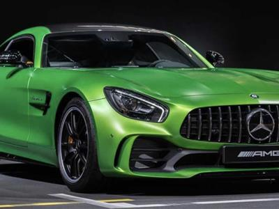 2018 Mercedes-Benz AMG GT lease in Sebastian,FL - Swapalease.com