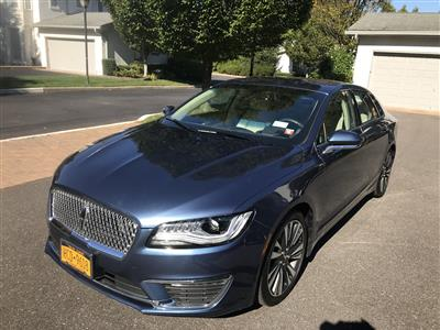2018 Lincoln MKZ lease in Melville,NY - Swapalease.com