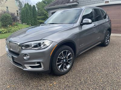 2018 BMW X5 lease in Minnetonka,MN - Swapalease.com