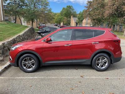 2017 Hyundai Santa Fe Sport lease in Budd Lake,NJ - Swapalease.com