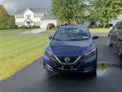 2019 Nissan LEAF lease in Macedon,NY - Swapalease.com