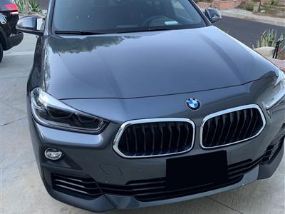 2018 BMW X2 lease in West Hills,CA - Swapalease.com