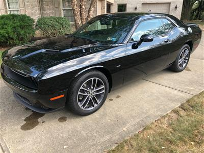 2018 Dodge Challenger lease in Gibsonia,PA - Swapalease.com