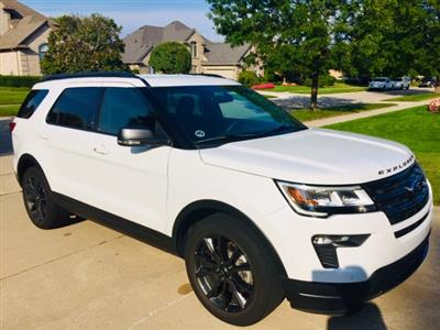 2018 Ford Explorer lease in Shelby Township,MI - Swapalease.com