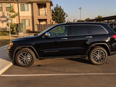 2018 Jeep Grand Cherokee lease in BAKERSFIELD,CA - Swapalease.com