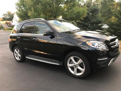 2018 Mercedes-Benz GLE-Class lease in Chester Springs,PA - Swapalease.com