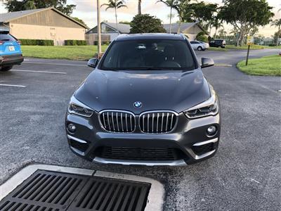2017 BMW X1 lease in WEST PALM BEACH,FL - Swapalease.com