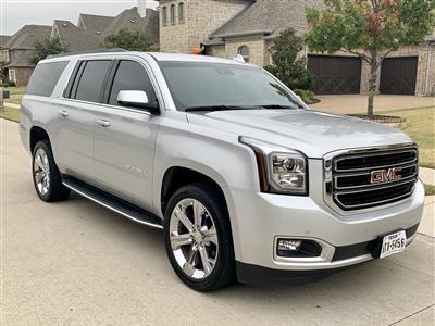 2018 GMC Yukon XL lease in Prosper,TX - Swapalease.com