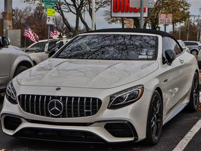 2019 Mercedes-Benz S-Class Cabriolet lease in Brooklyn,NY - Swapalease.com