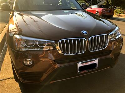 2017 BMW X3 lease in Torrance,CA - Swapalease.com