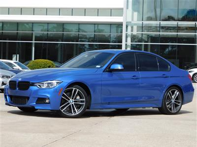 2018 BMW 3 Series lease in Conroe,TX - Swapalease.com