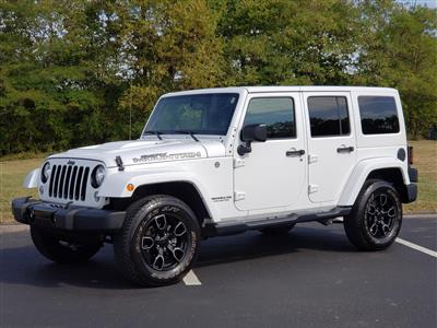 2017 Jeep Wrangler Unlimited lease in Lawrenceburg,IN - Swapalease.com
