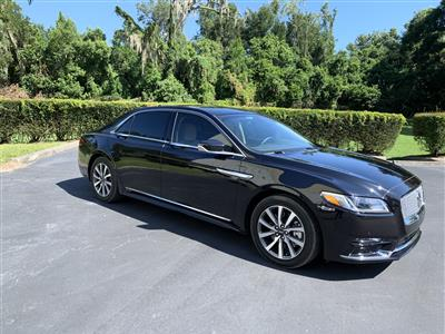 2019 Lincoln Continental lease in Tampa,FL - Swapalease.com