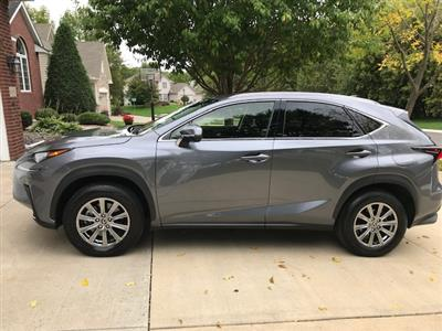 2018 Lexus NX 300 lease in Maple Grove,MN - Swapalease.com
