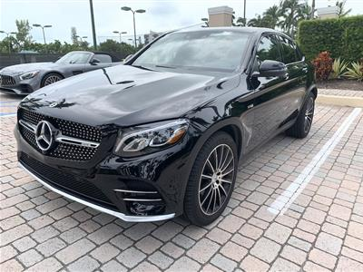 2017 Mercedes-Benz GLC-Class Coupe lease in MIAMI,FL - Swapalease.com