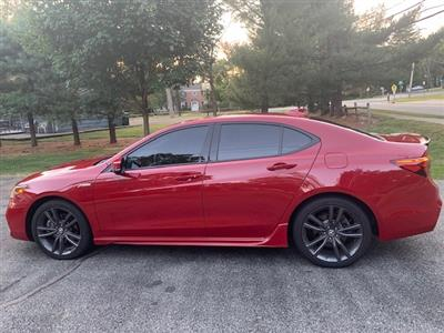 2019 Acura TLX lease in Palm Harbor,FL - Swapalease.com