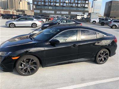 2019 Honda Civic lease in RENOLYDSBURG,OH - Swapalease.com