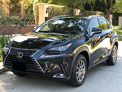 2019 Lexus NX 300 lease in SHERMAN OKS,CA - Swapalease.com