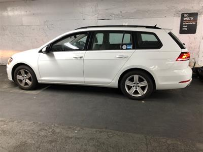 2018 Volkswagen Golf SportWagen lease in New York City,NY - Swapalease.com