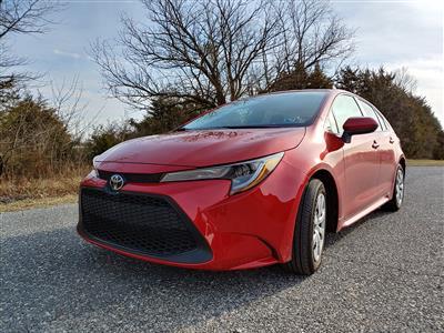 2020 Toyota Corolla lease in Gettysburg,PA - Swapalease.com