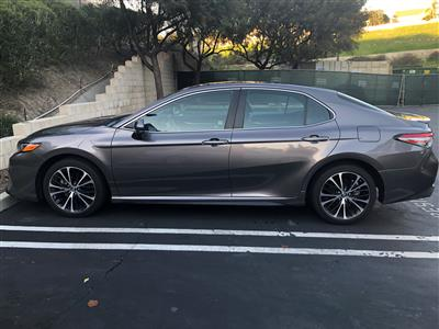 2018 Toyota Camry lease in Mission Viejo,CA - Swapalease.com