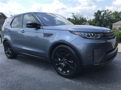 2018 Land Rover Discovery lease in Sarver,PA - Swapalease.com