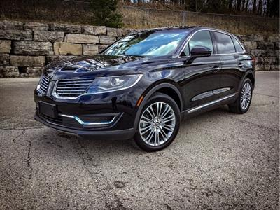 2017 Lincoln MKX lease in West Islip,NY - Swapalease.com