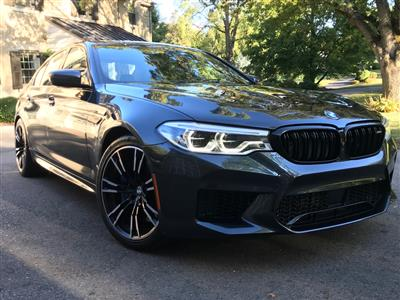 2018 BMW M5 lease in DAYTON,OH - Swapalease.com