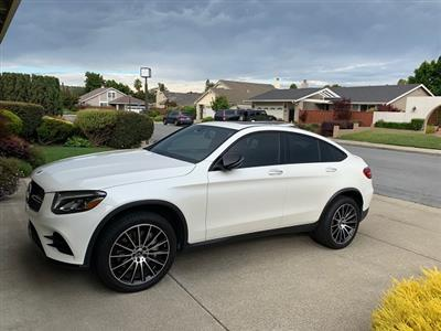 2017 Mercedes-Benz GLC-Class Coupe lease in Redwood City,CA - Swapalease.com