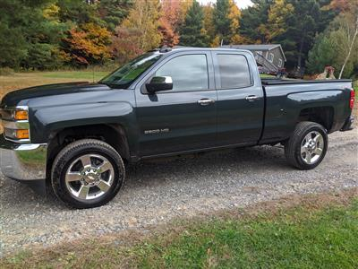 2018 Chevrolet Silverado 2500HD lease in Pittsfield,MA - Swapalease.com
