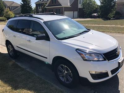2017 Chevrolet Traverse lease in Cincinnati,OH - Swapalease.com