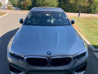2018 BMW M5 lease in Milford,MA - Swapalease.com