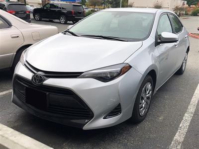 2019 Toyota Corolla lease in Seattle,WA - Swapalease.com